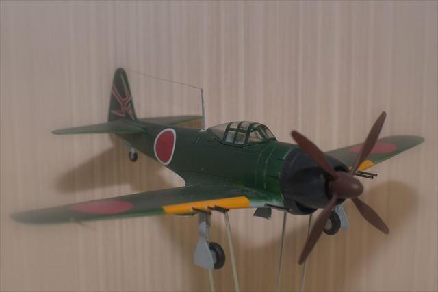 海軍 1/48 陣風(ラクーンモデル)