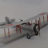 1/48 乙式一型偵察機(ガスパッチモデル)