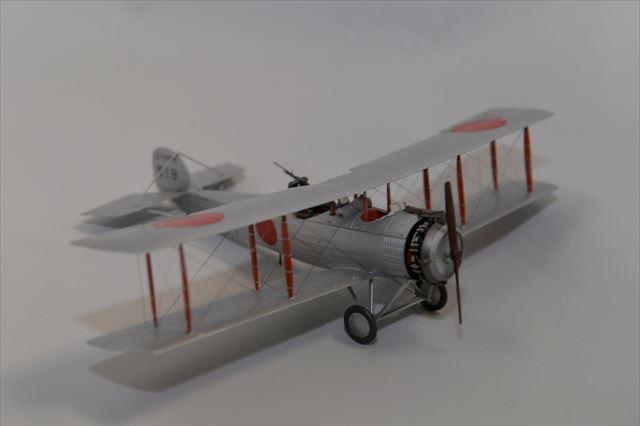 陸軍 1/48 乙式一型偵察機(ガスパッチモデル)