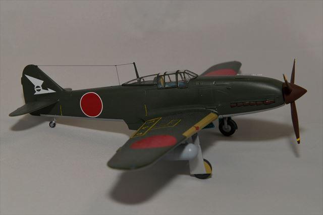 陸軍 1/48 三式戦闘機飛燕2型改(RSモデル)
